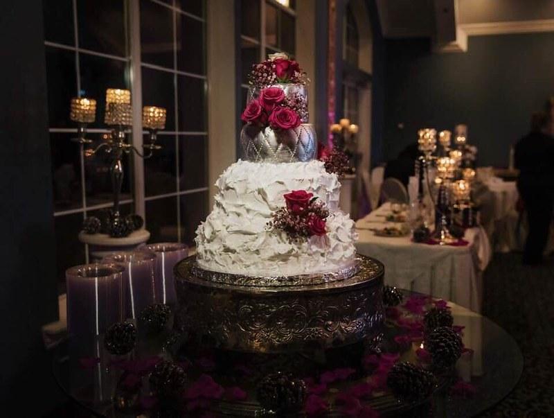 Cake by Los Merla Bakery