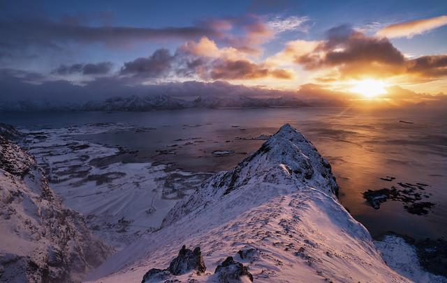 Pallheia, Lofoten 2021