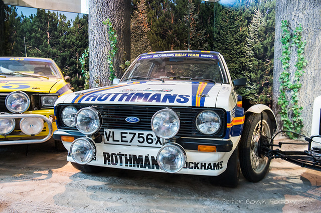 Ford Escort RS 1800 - 1981