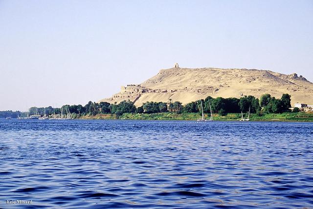 Assouan - Tombe des nobles