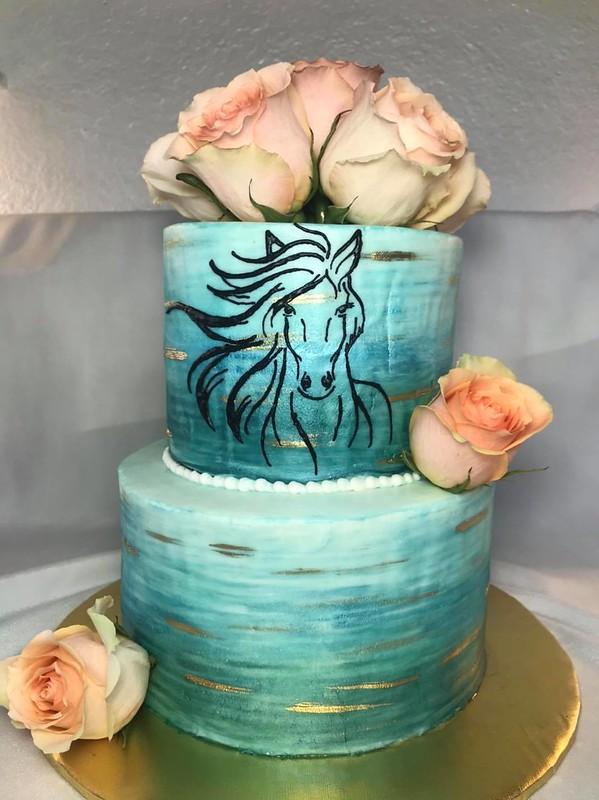 Cake by Bojorquez's Sweet Creations