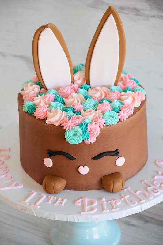 Cake by Sugar and Bloom Cake Company