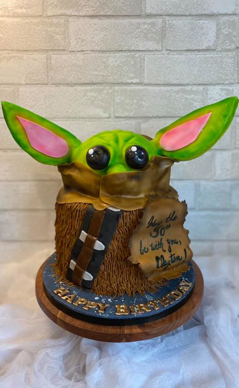 Cake by Mindy Cakes