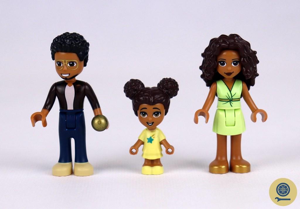 41449 LEGO Andrea's Family House 3