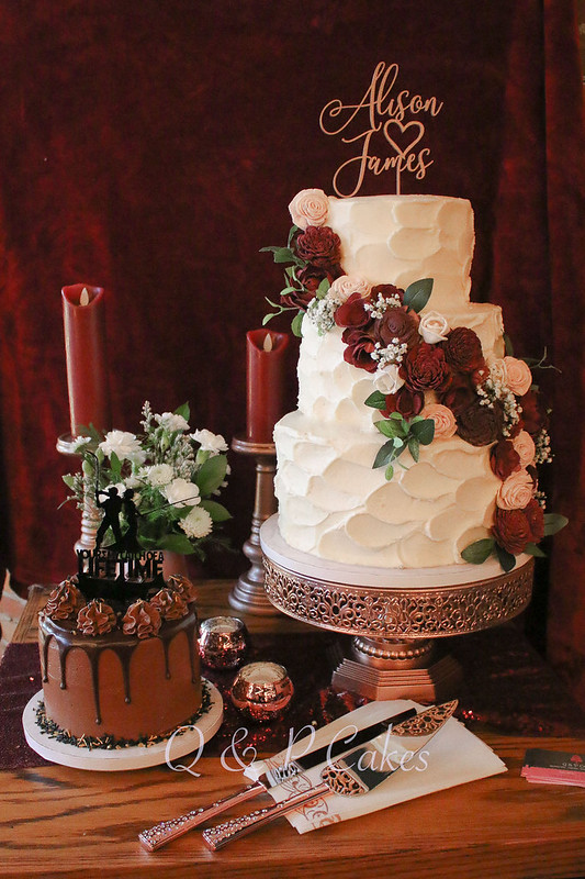 Cake by Q & P Cakes