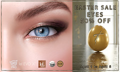 Tville - EYES 50% OFF -  EASTER SALE