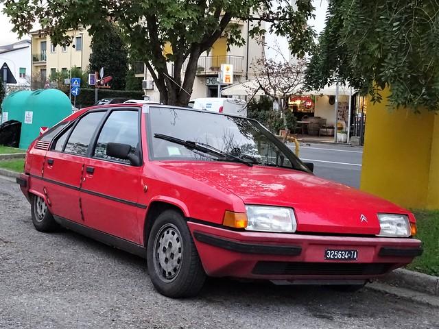 1984 Citroen BX 19 TRD