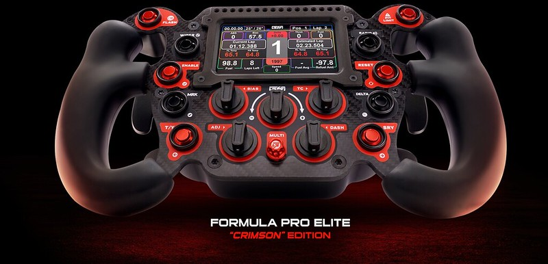 Gomez Formula Pro Elite Crimson Edition