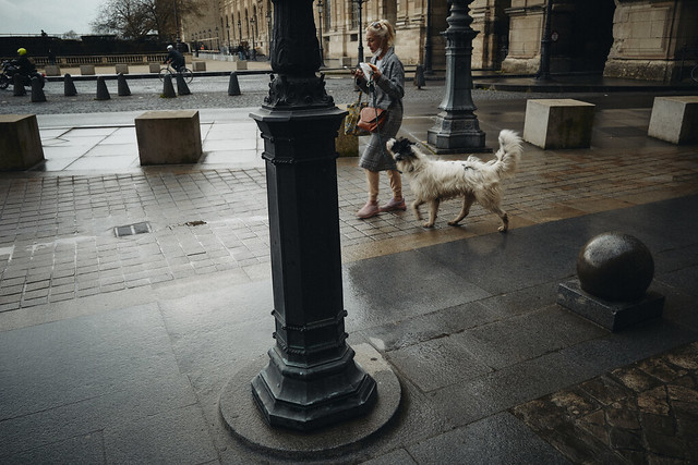 Place du Carrousel, Paris I