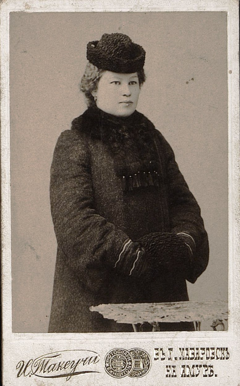 07. Климова Прасковья Сергеевна. 1 января 1904