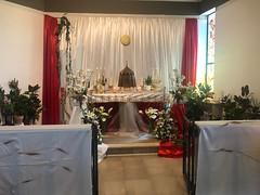 San Giuseppe falegname_Villanova di Guidonia