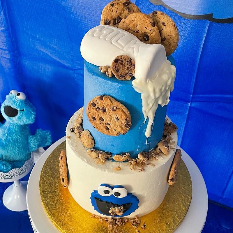 Cake by Yum Cake Crumbs