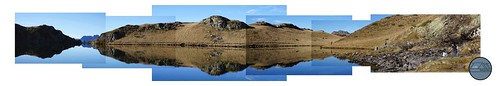 Tableau le Lac noir