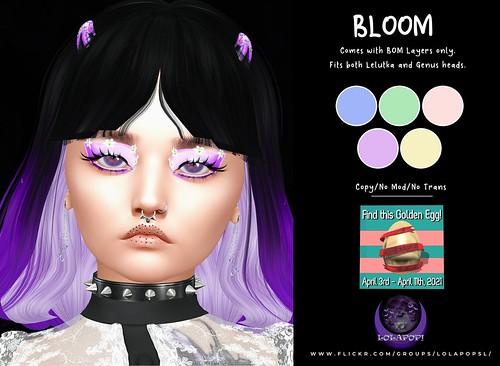 Lolapop! - Bloom