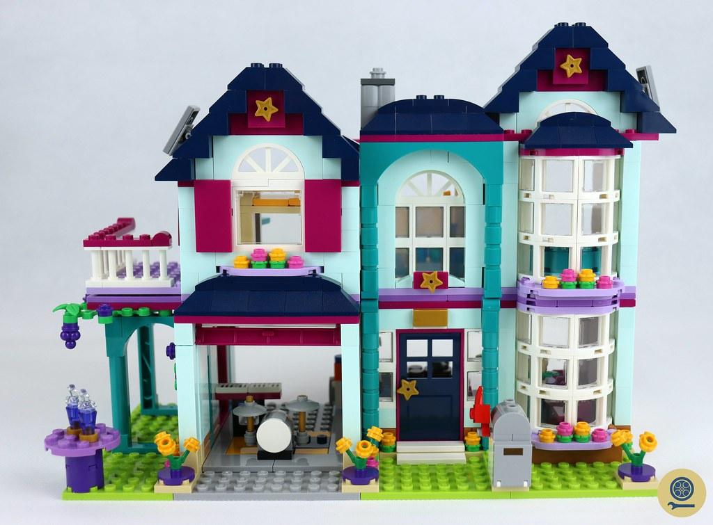 41449 LEGO Andrea's Family House 6