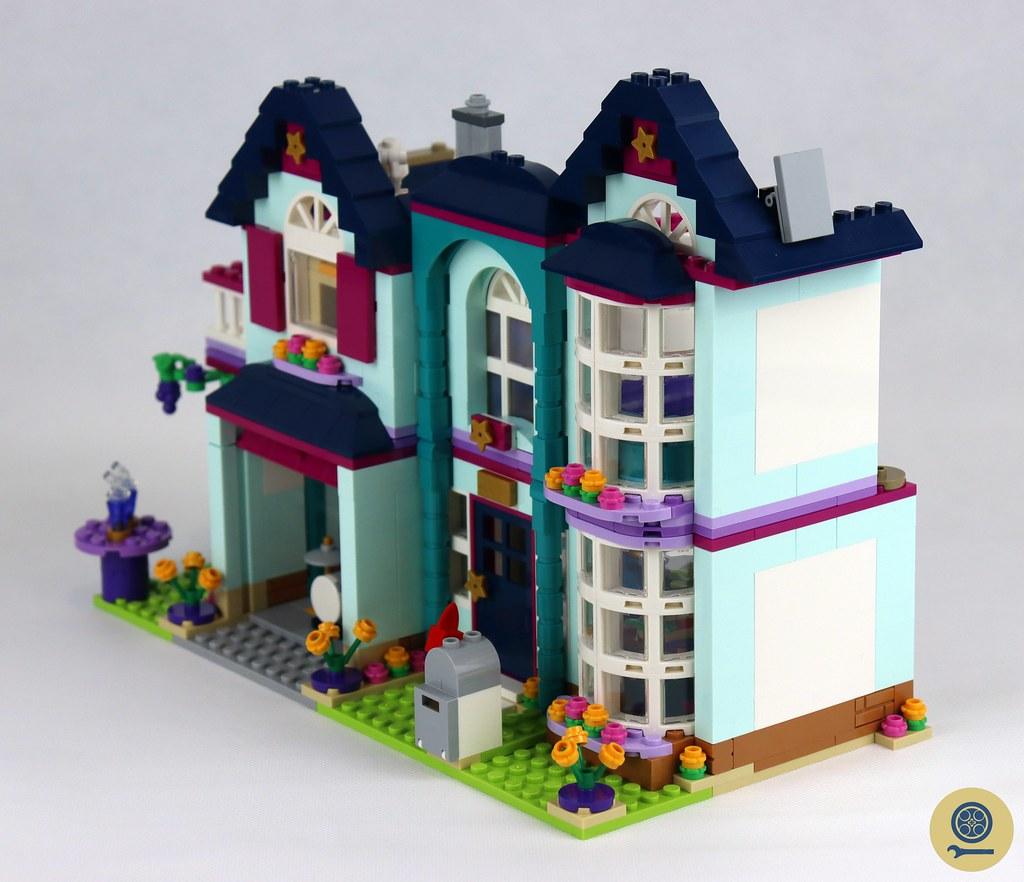 41449 LEGO Andrea's Family House 4