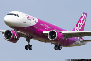 Peach Airbus A320-251N cn 10279 F-WWDQ // JA202P