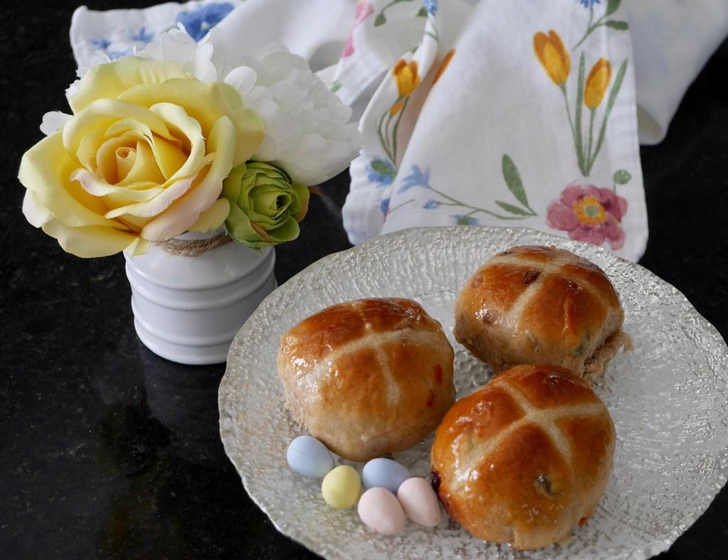 It's Hot Cross bun day....