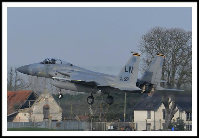 McDonnell Douglas F-15C Eagle  86-159