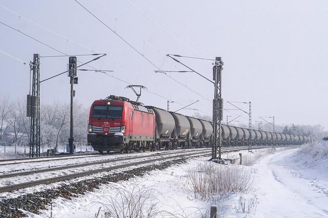 193 379 DB Cargo AG | Zeithain | Februar 2021