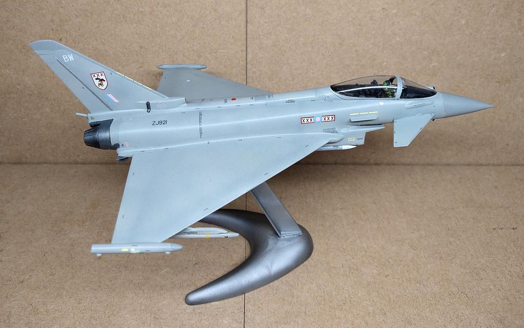 29(R) Squadron Typhoon Starborard