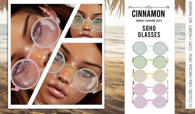 Soho Glasses