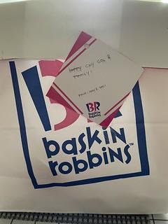 CNY 2021 Baskin Robbin