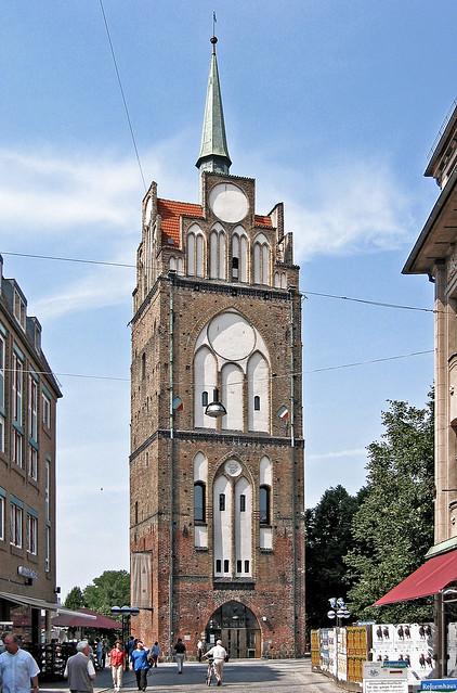 Rostock - Kröpeliner Tor