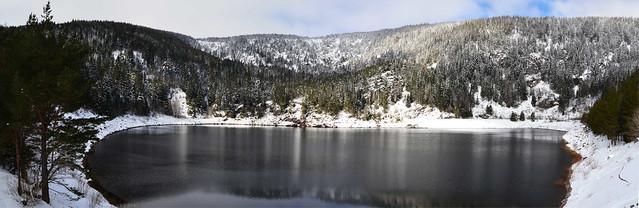Lac Noir (Alt : 935m)
