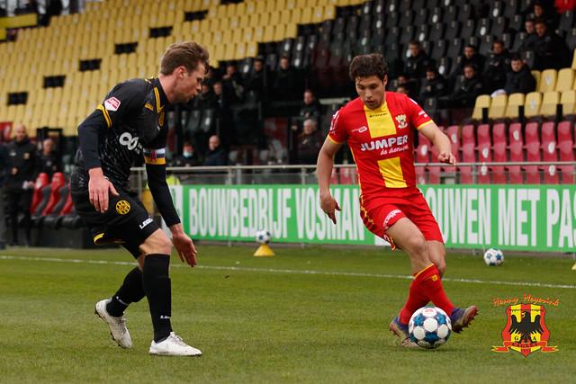 Go Ahead Eagles - Roda JC 02-04-2021 0-0