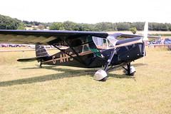 G-AIYS de Havilland DH-85 [7089] Popham 270714