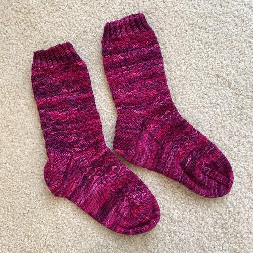 Anemone socks
