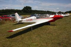 G-AZRM Sportavia RF-5 [2105] Popham 270714