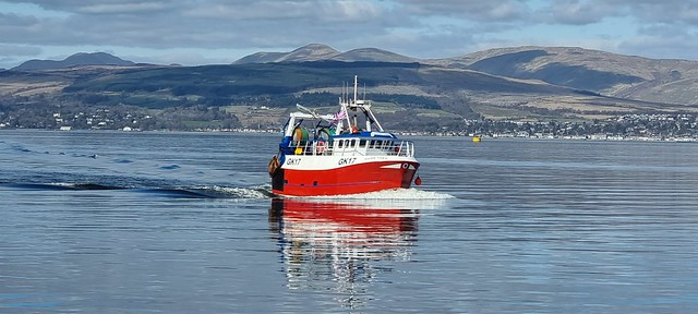 Guide Them on the Clyde at Greenock