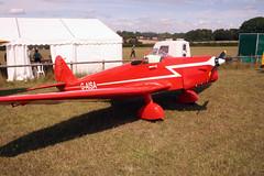 G-AISA Tipsey Trainer I [17] Popham 270714