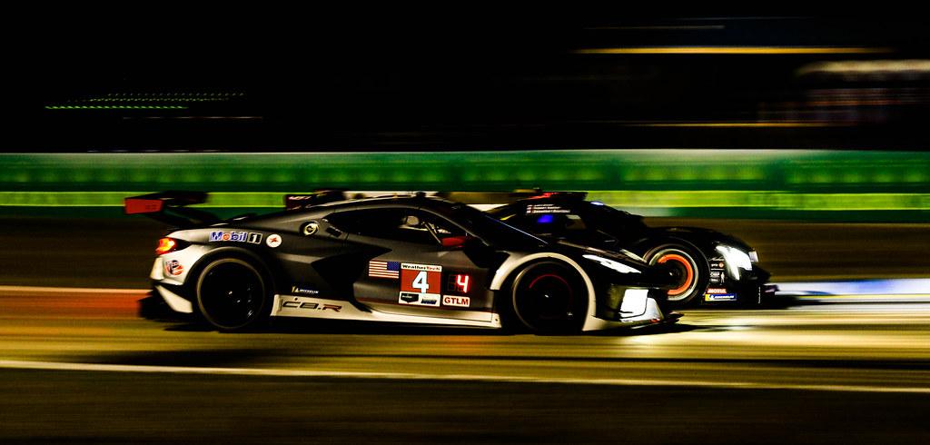 2021 12hrs of Sebring - Practice and Qualifying - GM V8s