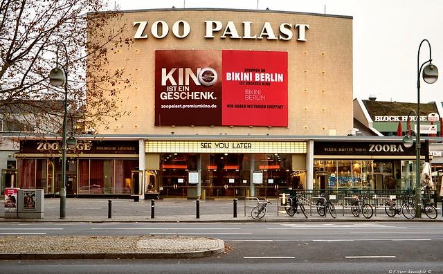 Lockdown am Zoo Palast | Lockdown at the Zoo Palast