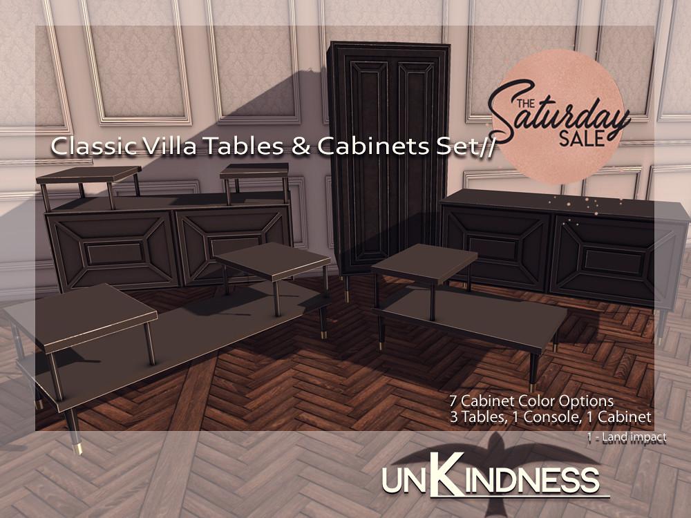 uK – Classic Villa Sets – TSS
