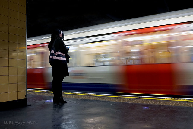 Waiting - Cannon Street