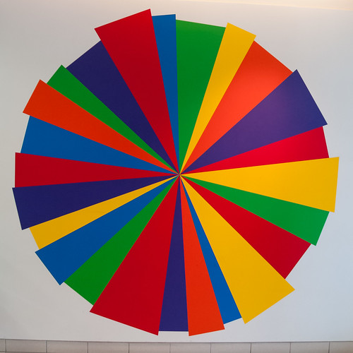 Sol LeWitt - Wall Drawing #969, Uneven Circle