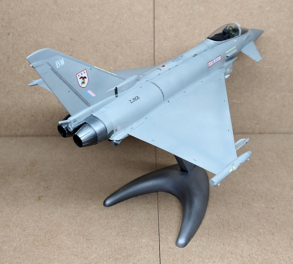 29(R)Squadron Typhoon Aft