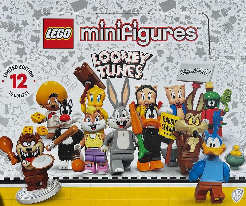 LEGO Minifigures 2021 1st
