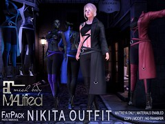 MALified - Nikita Outfits - FatPack