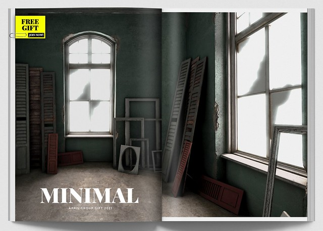 MINIMAL - April Group Gift