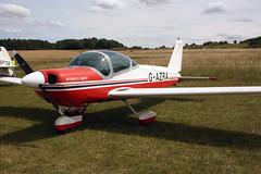 G-AZRA Bolkow Bo.209-150FF [192] Popham 270714
