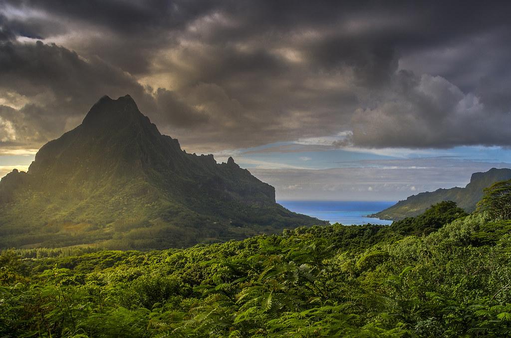 ***An Island Far Away in Time (In Explore)