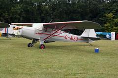 G-AIZU Auster J1 [2228] Popham 270714