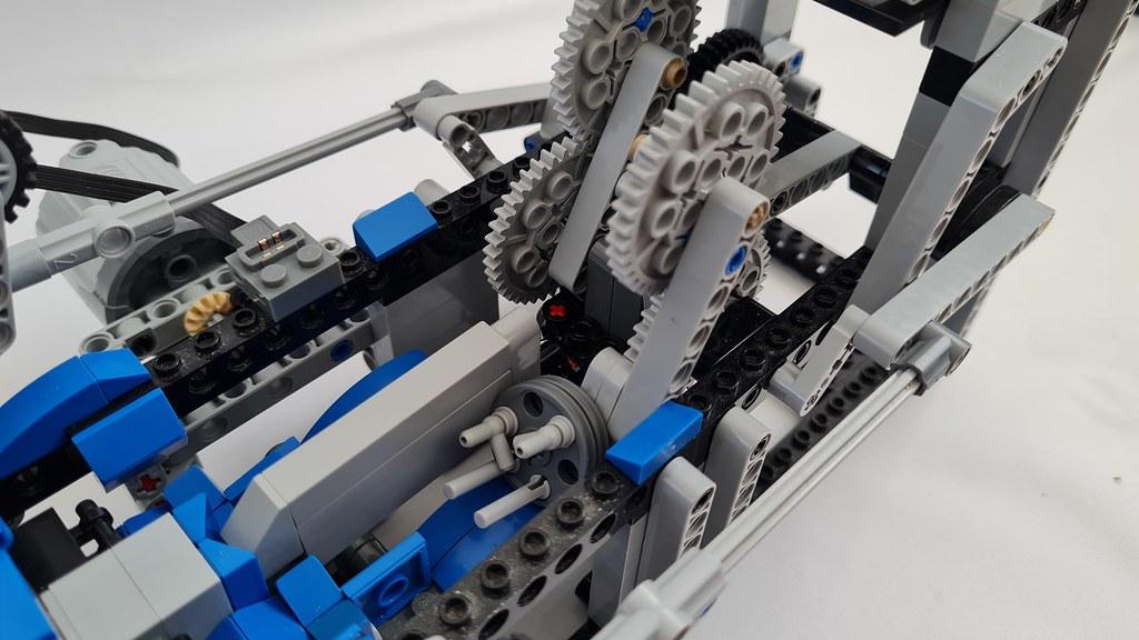 Lego GBC Extending Forks Module Photos