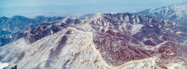 Chenjiabao Great Wall(陈家堡长城)