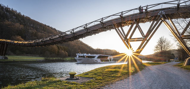 Essing wood Bridge | #onExplore! April 4, 2021